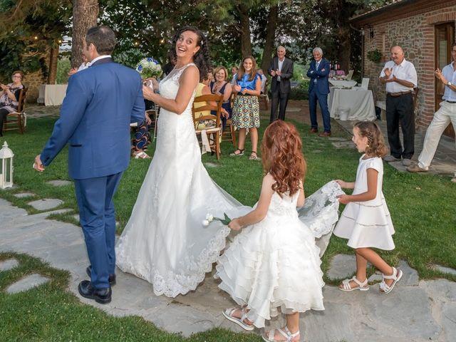Il matrimonio di Massimiliano e Silvia a Monte San Savino, Arezzo 66