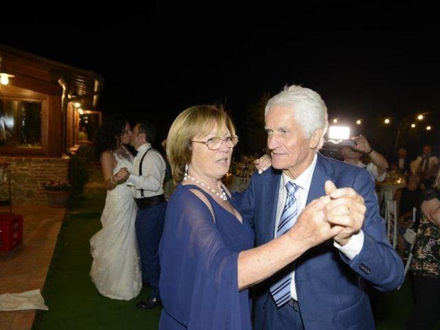 Il matrimonio di Massimiliano e Silvia a Monte San Savino, Arezzo 77
