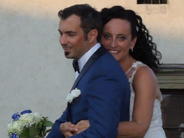 Il matrimonio di Massimiliano e Silvia a Monte San Savino, Arezzo 60