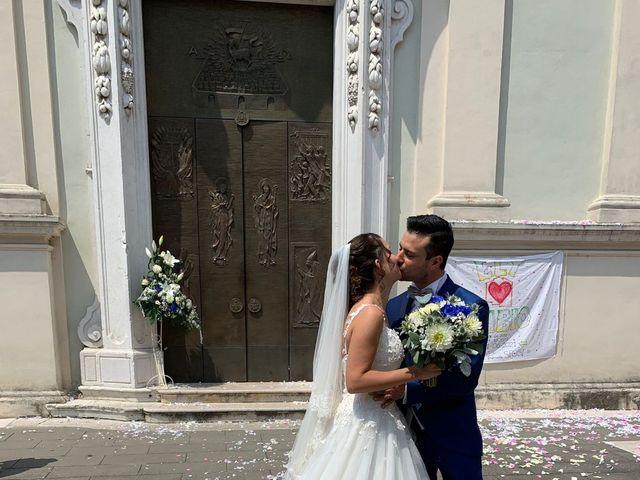 Il matrimonio di Fabio e Elisabetta a Castel Mella, Brescia 2