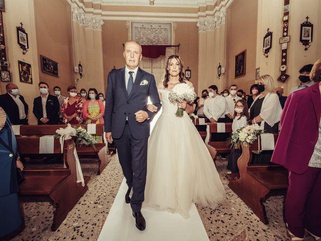 Il matrimonio di Tiziano e Francesca a Modena, Modena 9