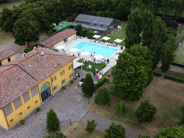 Il matrimonio di Tiziano e Francesca a Modena, Modena 14