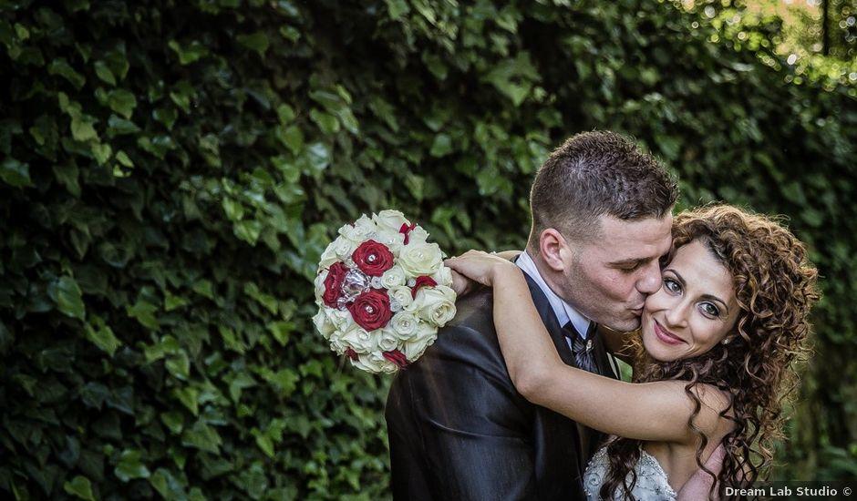 Il matrimonio di Salvatore e Eleonora a Tradate, Varese