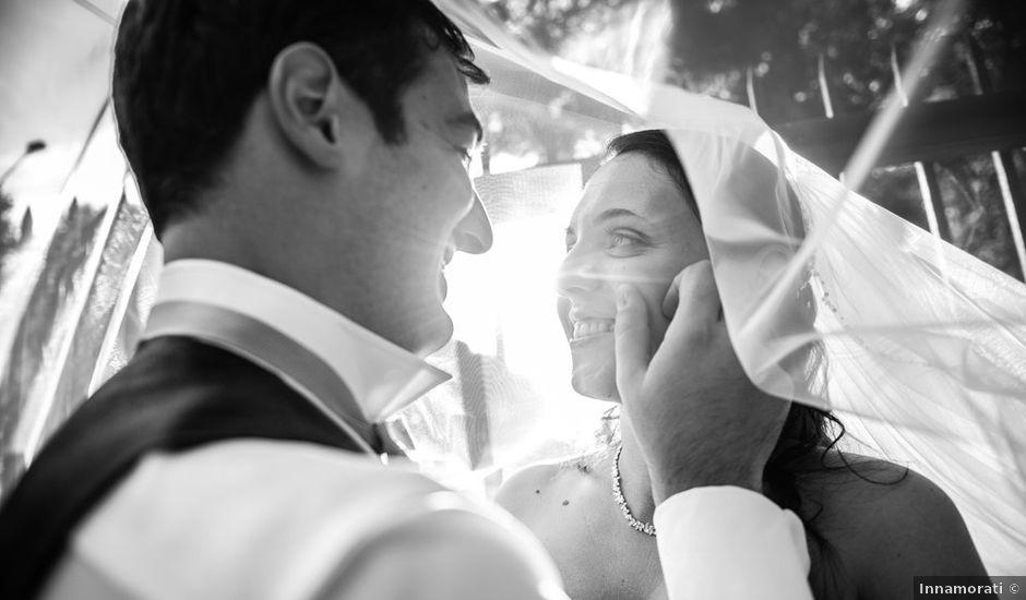 Il matrimonio di Manuel e Sara a Capriate San Gervasio, Bergamo
