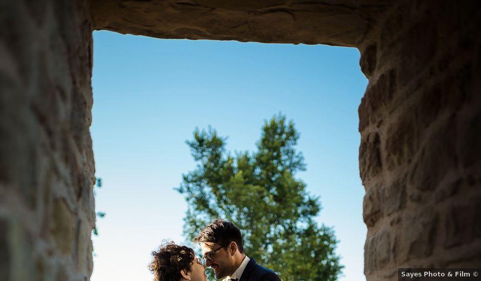 Il matrimonio di Stefano e Alice a San Severino Marche, Macerata