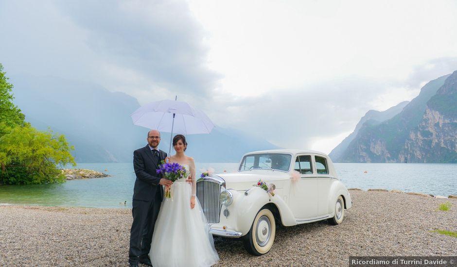 Il matrimonio di Gianluca e Jessica a Dro, Trento