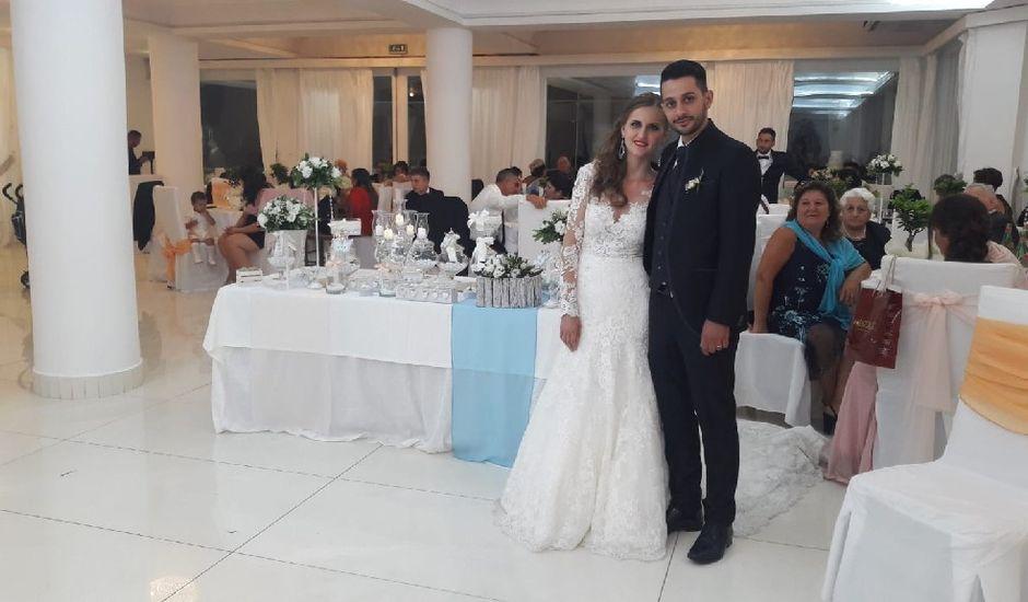 Il matrimonio di Vincenzo e Maria Rosaria a Scafati, Salerno