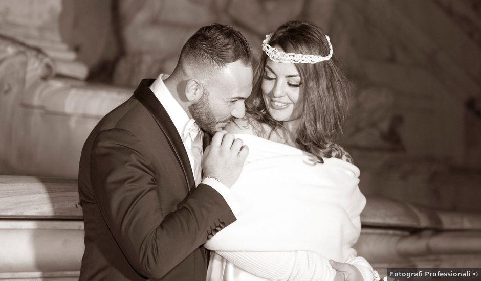 Matrimonio Pasquale Romano : Il matrimonio di pasquale e giorgia a roma