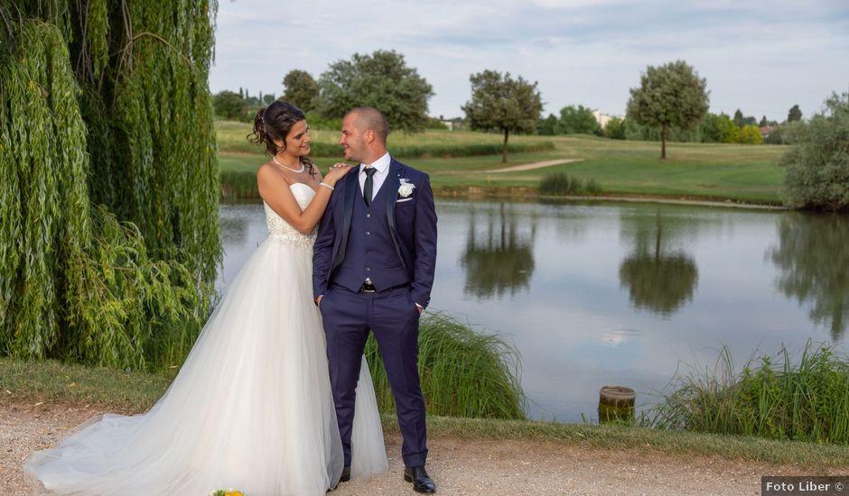 Il matrimonio di Vasile e Jessica a Verona, Verona