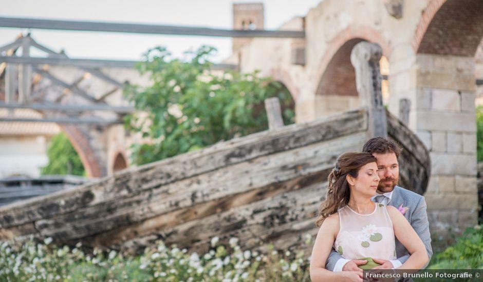 Il matrimonio di Jonathan e Giuditta a Portoscuso, Cagliari