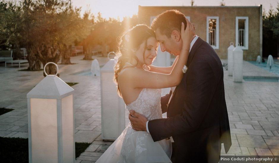 Il matrimonio di Mirko e Samyra a Lucera, Foggia