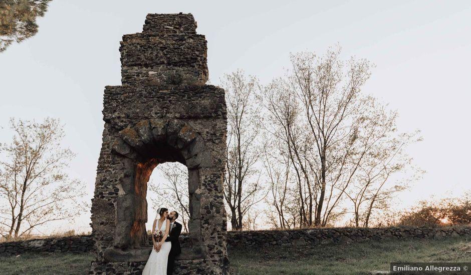 Il matrimonio di Daniel e Alessia a Frascati, Roma