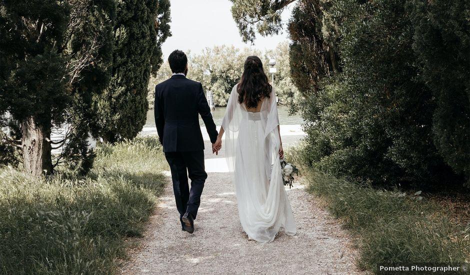 Il matrimonio di Sergio e Sofia a Venezia, Venezia