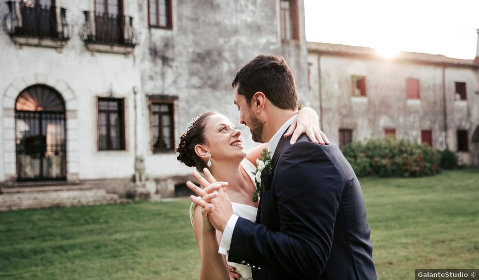 Il matrimonio di Carmelo e Elena a Grumolo delle Abbadesse, Vicenza