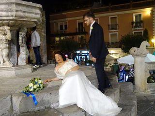 Le nozze di Luisa e Salvo