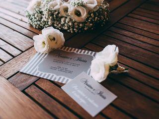 le nozze di Ilaria e Massimo 1