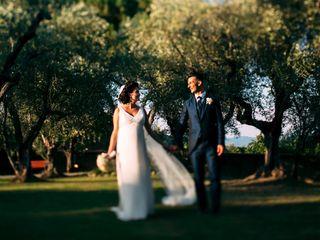 Le nozze di Ilaria e Massimo