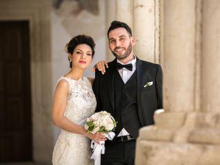 Le nozze di Arcangela e Tommaso