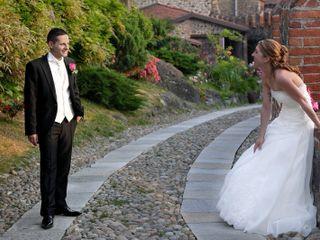 Le nozze di Cristina e Michele