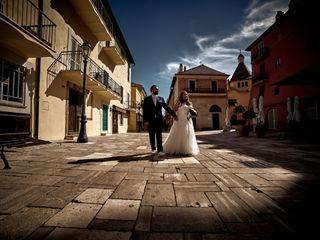 Le nozze di Emanuela e Chicco