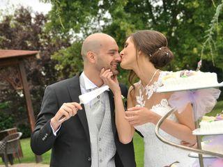 Le nozze di Cristina e Giacomo
