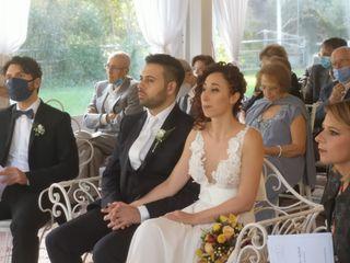 Le nozze di Adriano e Raffaella