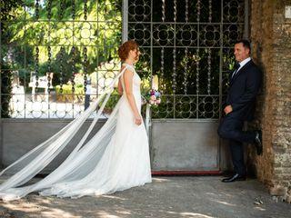 Le nozze di Siva e Massimiliano