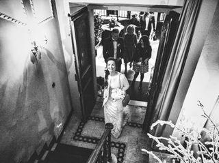 le nozze di Olga e Anton 1