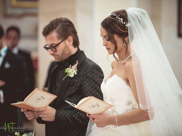 Il matrimonio di Nicola  e Tania a Porto Mantovano, Mantova 11