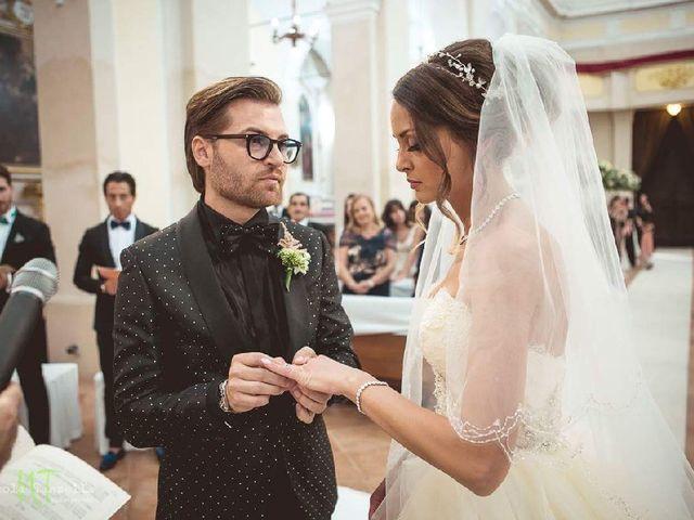 Il matrimonio di Nicola  e Tania a Porto Mantovano, Mantova 12