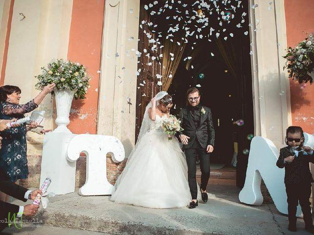 Il matrimonio di Nicola  e Tania a Porto Mantovano, Mantova 14