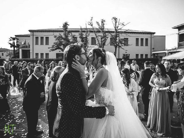 Il matrimonio di Nicola  e Tania a Porto Mantovano, Mantova 15