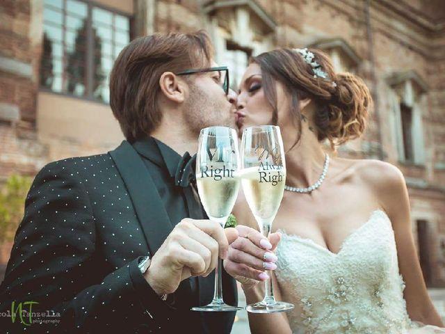 Il matrimonio di Nicola  e Tania a Porto Mantovano, Mantova 25