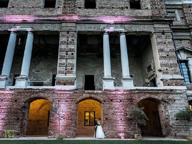 Il matrimonio di Nicola  e Tania a Porto Mantovano, Mantova 45