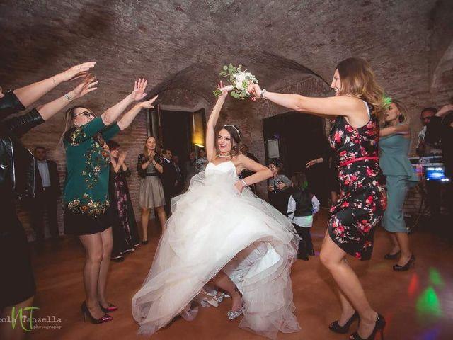 Il matrimonio di Nicola  e Tania a Porto Mantovano, Mantova 46