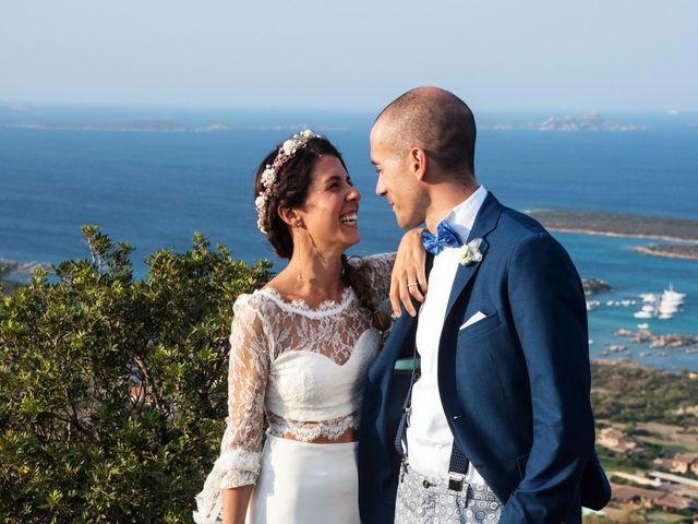 Il matrimonio di Edoardo e Stefania a Porto Rotondo, Sassari 9