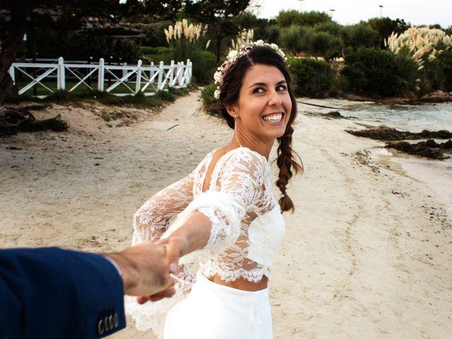 Il matrimonio di Edoardo e Stefania a Porto Rotondo, Sassari 14