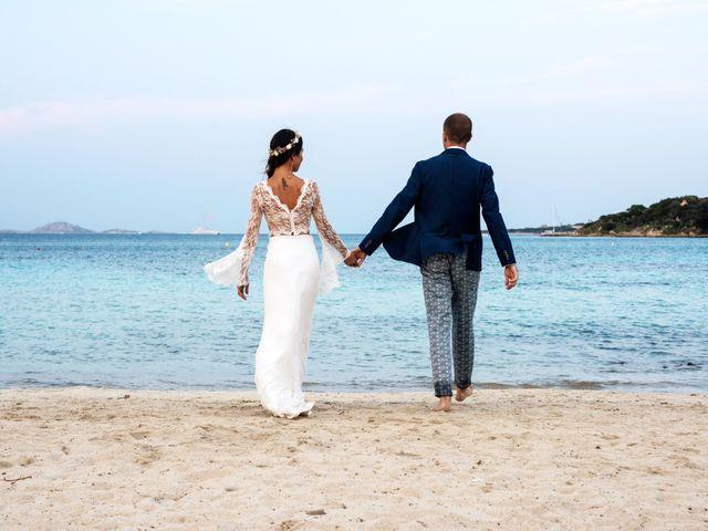 Il matrimonio di Edoardo e Stefania a Porto Rotondo, Sassari 15