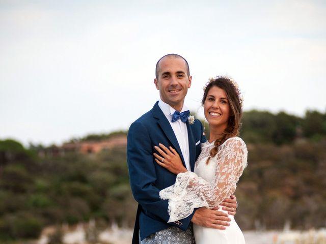 Il matrimonio di Edoardo e Stefania a Porto Rotondo, Sassari 17