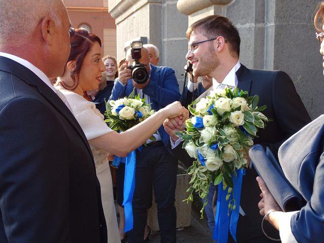 Il matrimonio di Salvo e Luisa a Mascali, Catania 8