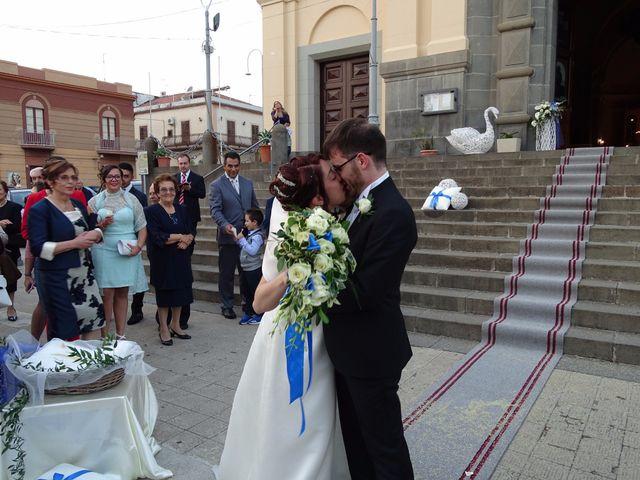 Il matrimonio di Salvo e Luisa a Mascali, Catania 9