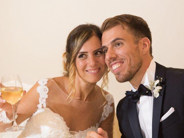 Le nozze di Giovanna e Gianluca