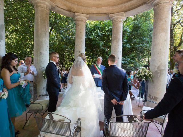 Il matrimonio di Matteo e Samanta a Gorizia, Gorizia 20