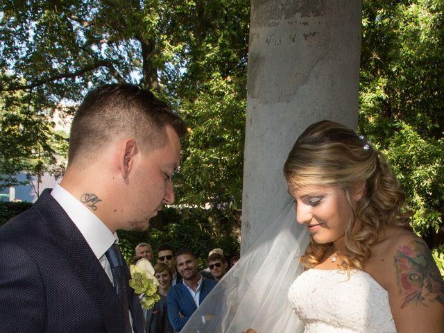 Il matrimonio di Matteo e Samanta a Gorizia, Gorizia 22