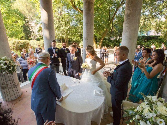Il matrimonio di Matteo e Samanta a Gorizia, Gorizia 23