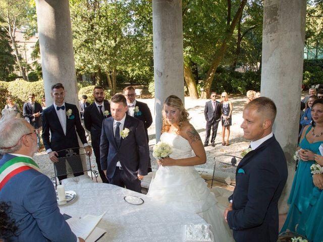Il matrimonio di Matteo e Samanta a Gorizia, Gorizia 24