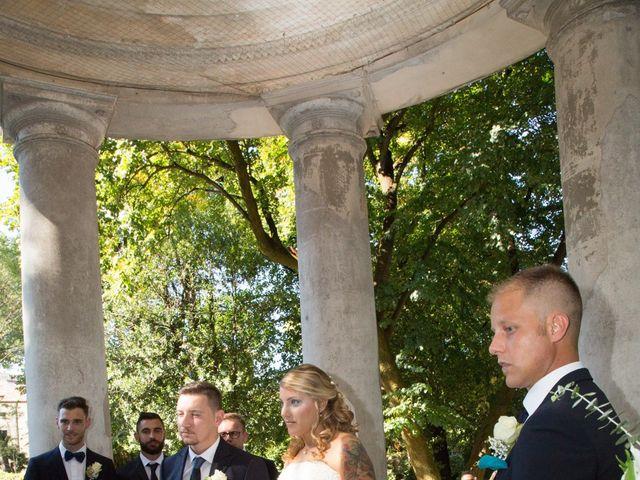 Il matrimonio di Matteo e Samanta a Gorizia, Gorizia 25