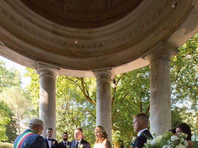 Il matrimonio di Matteo e Samanta a Gorizia, Gorizia 26