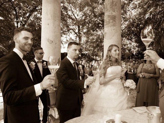 Il matrimonio di Matteo e Samanta a Gorizia, Gorizia 30