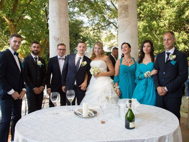 Il matrimonio di Matteo e Samanta a Gorizia, Gorizia 31